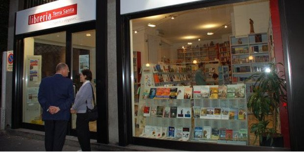 Le nostre guide alla libreria Terrasanta