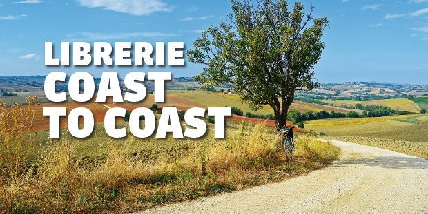 """Librerie Coast to Coast"": scopri il calendario"