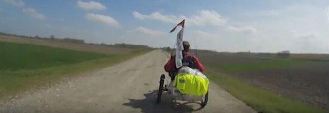 Il video che racconta il primo viaggio sulla Francigena per tutti