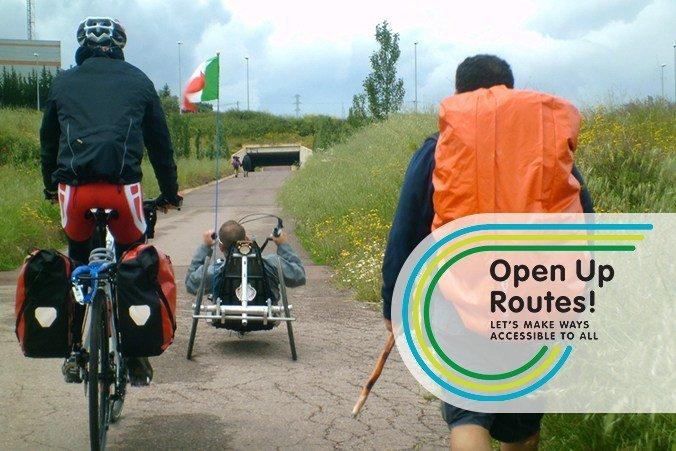 Creare un'offerta turistica accessibile sul cammino di S. Benedetto