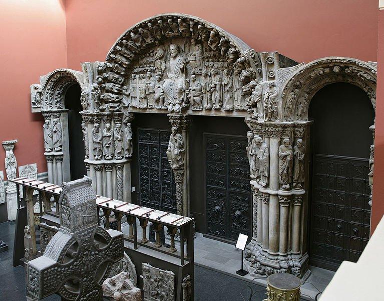 Riaperto il Portico della Gloria a Santiago