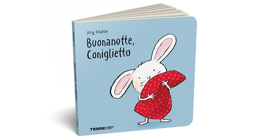 Buonanotte coniglietto - render