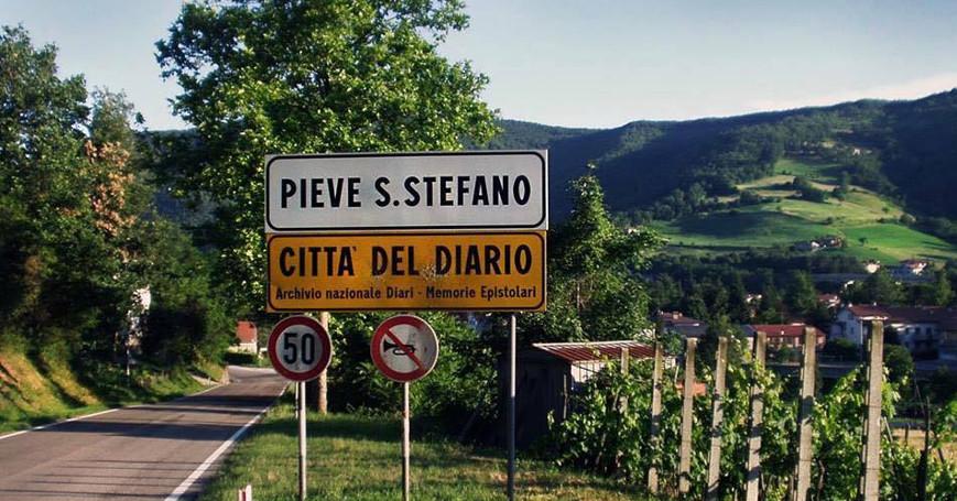 Venite con noi nella Città dei Diari! Viaggio a Pieve S. Stefano