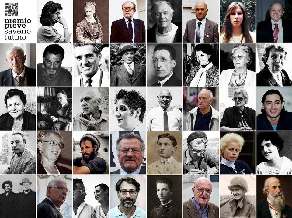 Premio Saverio Tutino, tutti i vincitori delle passate edizioni