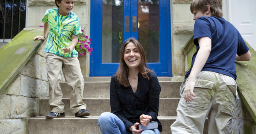 Intervista a Rebecca Stead, autrice di L'amore sconosciuto