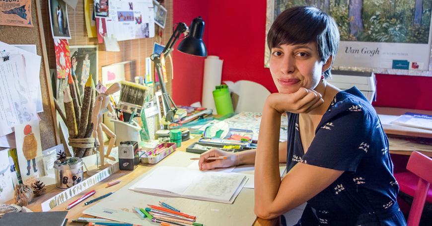 """Intervista a Irene Penazzi, autrice di """"Nel mio giardino il mondo"""""""