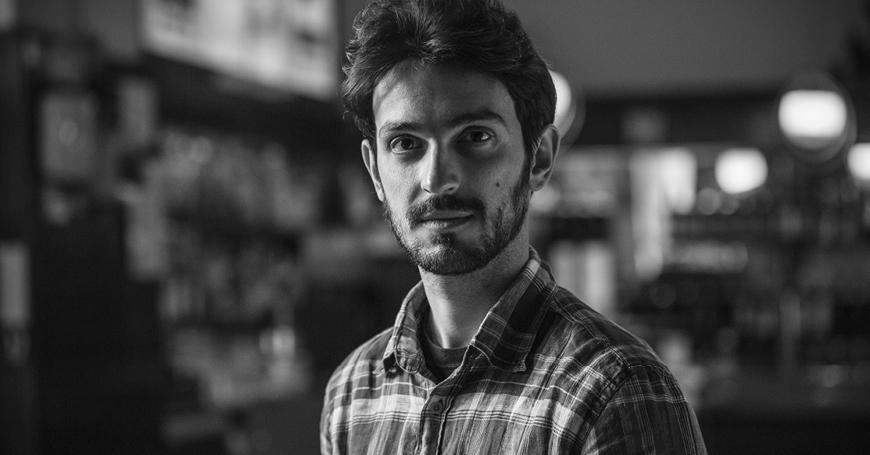 Intervista a Giorgio Fontana, autore di Babele 56