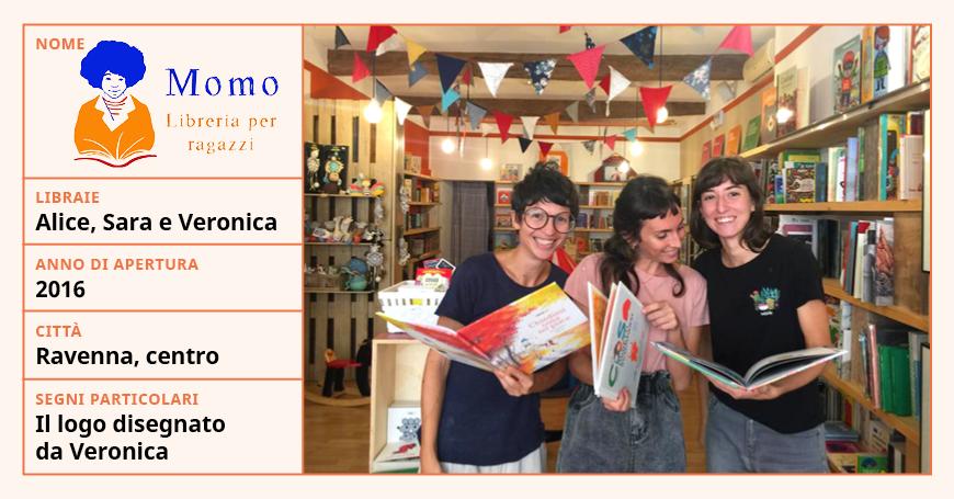 momo libreria per ragazzi ravenna