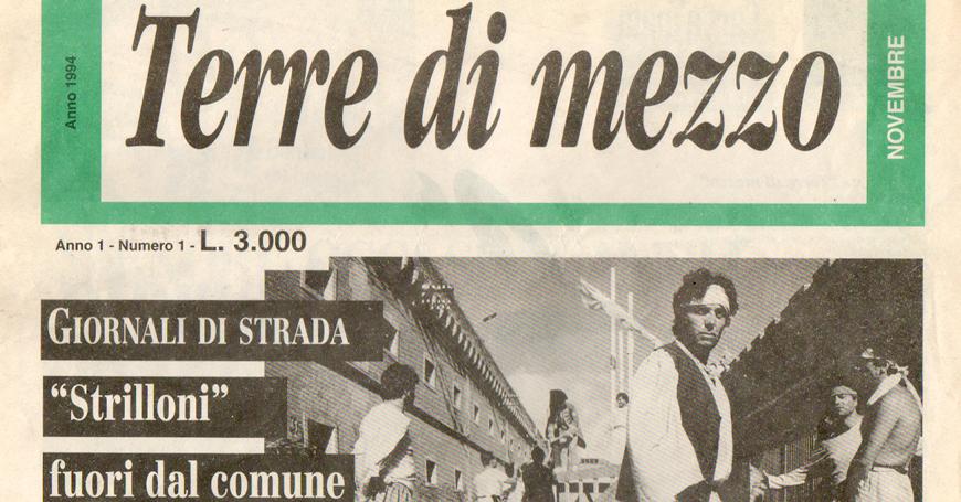 Terre di mezzo Editore: i nostri primi 25 anni