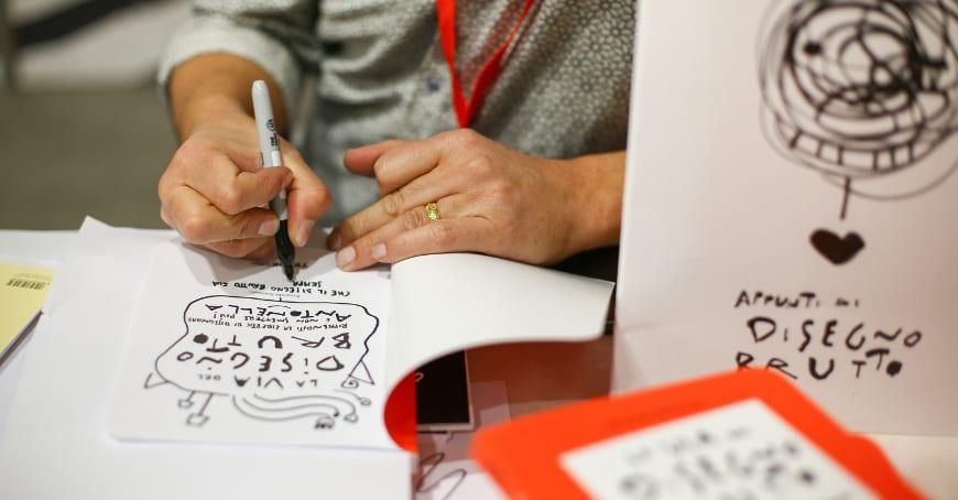 Corso di disegno brutto (e +brutto!) a Milano