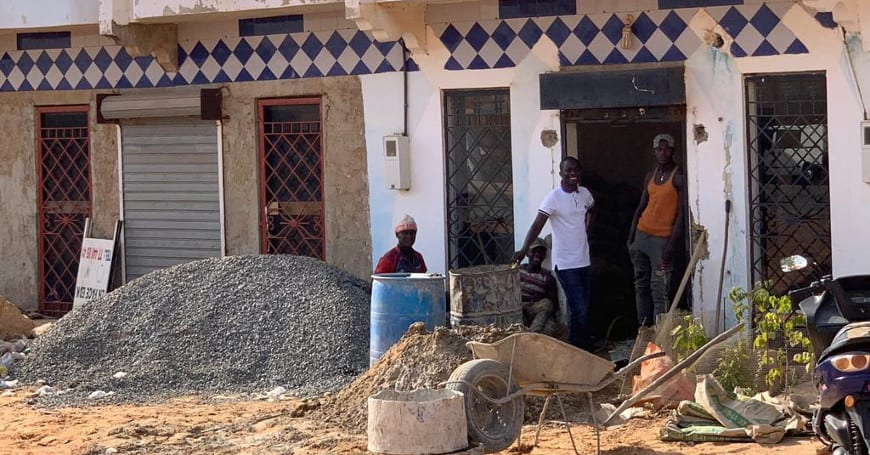 Sono iniziati i lavori per la nuova scuola in Senegal!
