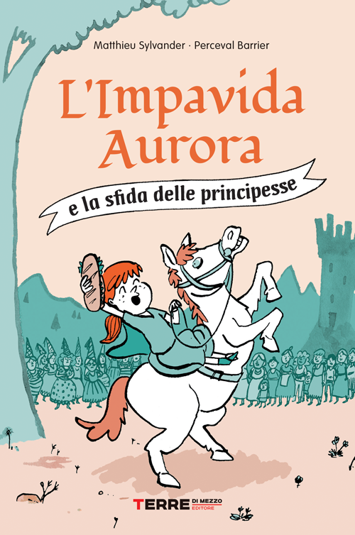 L'impavida Aurora - Copertina