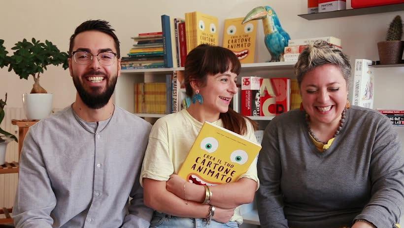 Nadia, Danilo e Paola: in arte, gli Animàni