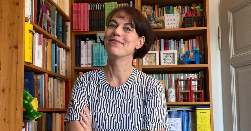 """Intervista ad Antje Damm, autrice di """"L'ospite inatteso"""""""
