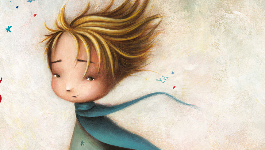 il piccolo principe valeria docampo illustrator
