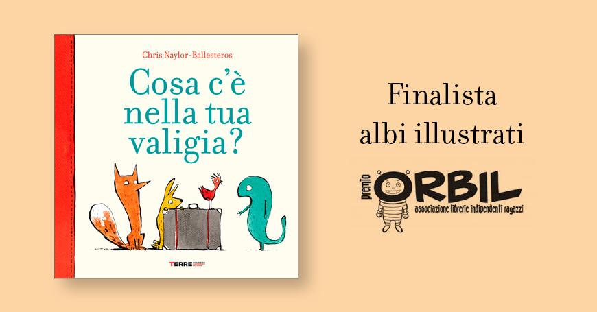 Premio Orbil 2020 Librerie Indipendenti per Ragazzi