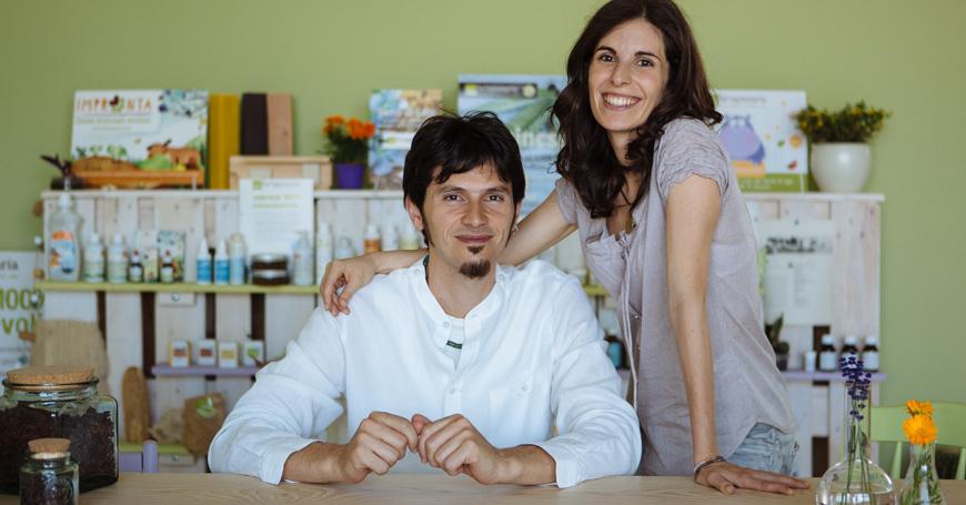 Lucia Genangeli, Luigi Panaroni e i segreti del sapone fatto in casa