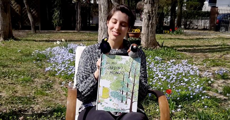 Nel mio giardino il mondo: caccia al tesoro, con Irene Penazzi
