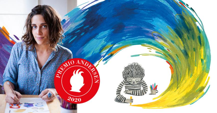 Felicita Sala. Miglior Illustratrice Premio Andersen 2020