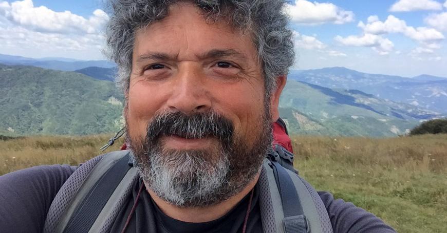 Intervista a Marco Giovannelli, autore della guida a piedi e in bici La Via Francisca del Lucomagno