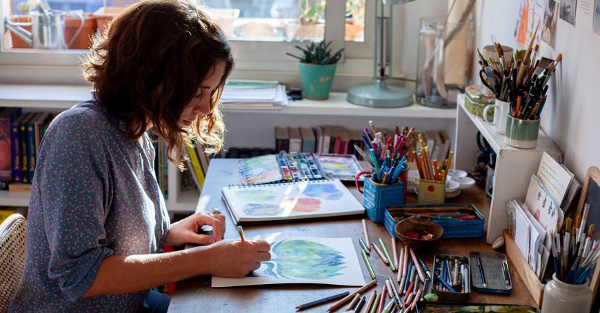 Intervista a Felicita Sala, Miglior Illustratrice Premio Andersen 2020