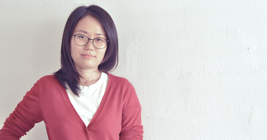 Intervista a Guojing, autrice di Tempesta
