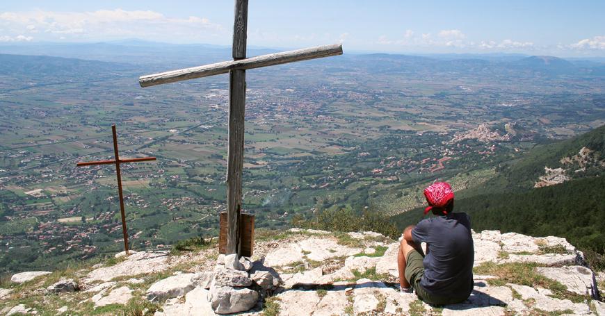 Alla scoperta dei cammini francescani, con Angela Seracchioli