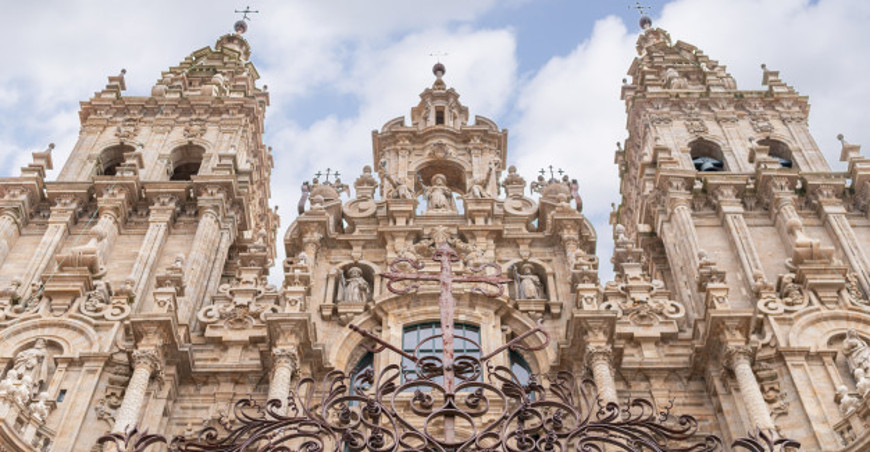 La storia di Santiago. Giacomo, apostolo e viaggiatore