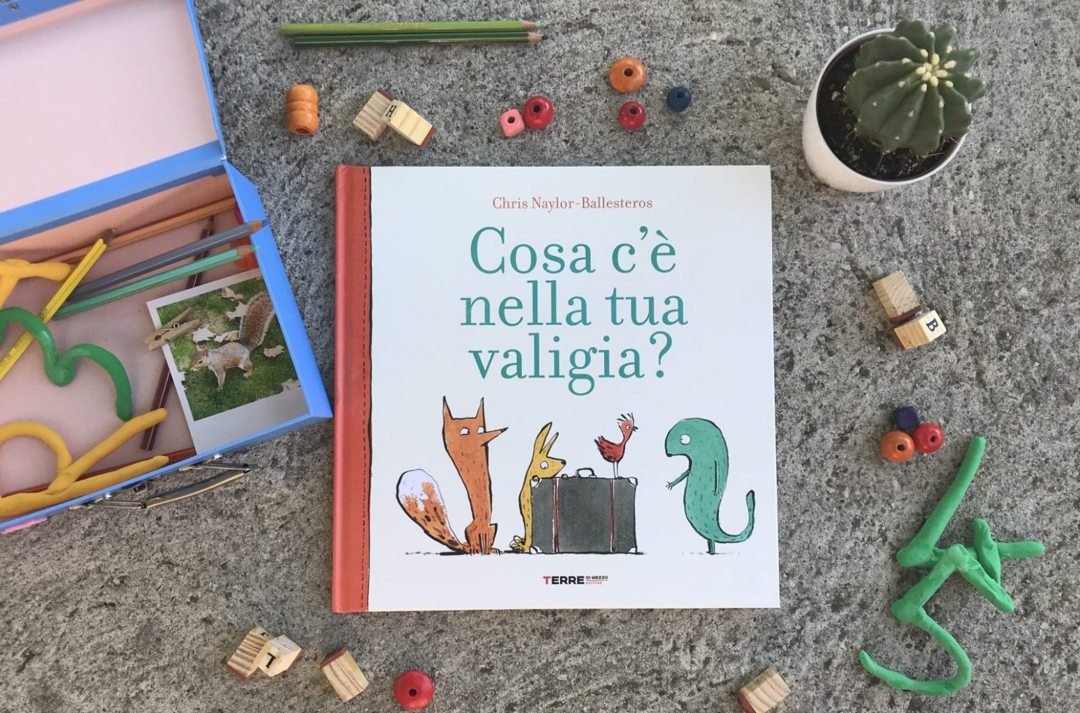 """In classe con """"la valigia"""": inclusione, empatia, resilienza"""