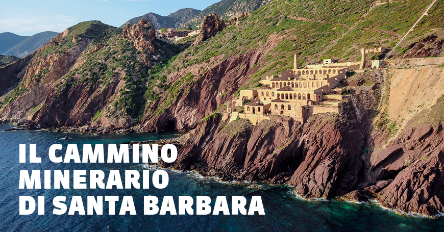 Il Cammino minerario di Santa Barbara: tutto quello che c'è da sapere