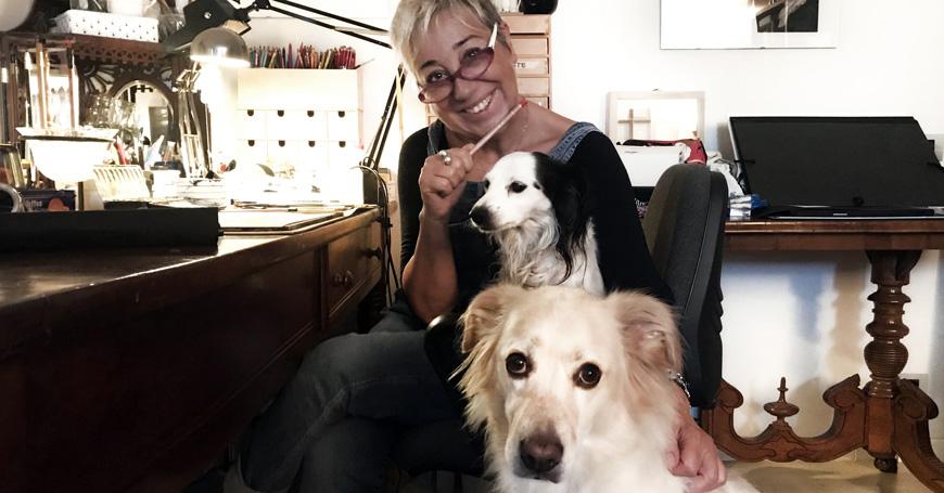 Sonia Maria Luce Possentini, My Dog – Il mio cane è come me