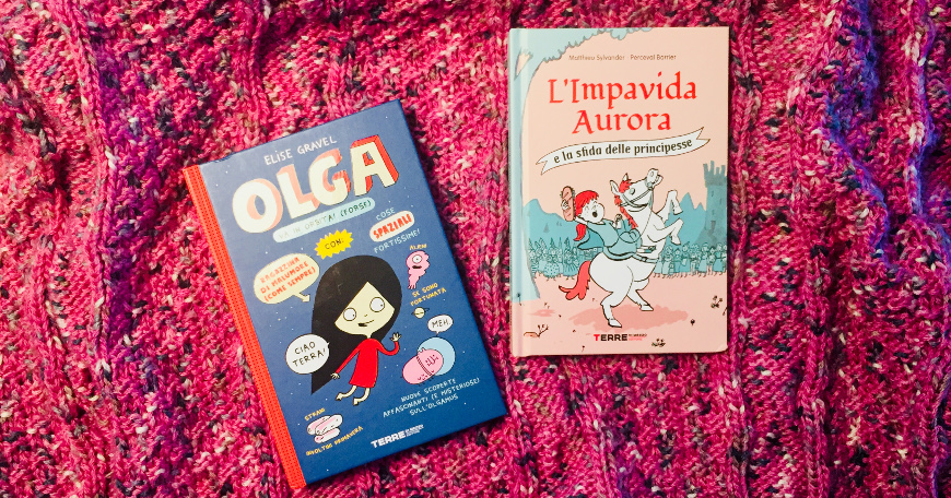 Olga e Aurora, bambine senza etichette