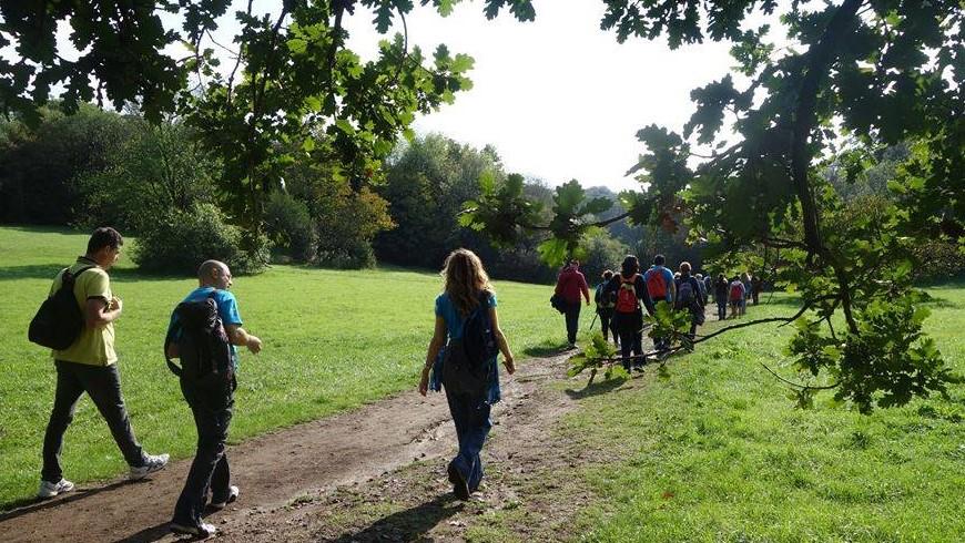 Paolo Piacentini racconta la Giornata del Camminare 2020