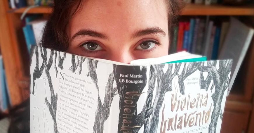 """La traduttrice racconta """"Violetta Urlavento"""""""
