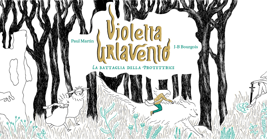 Violetta Urlavento. I personaggi