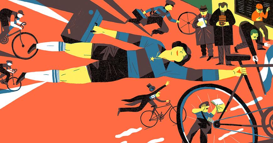 Il sogno a due ruote di Alfonsina Strada, ciclista pioniera