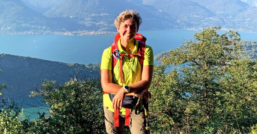 Sara Zanni: Santiago, il Sentiero del viandante e altri cammini