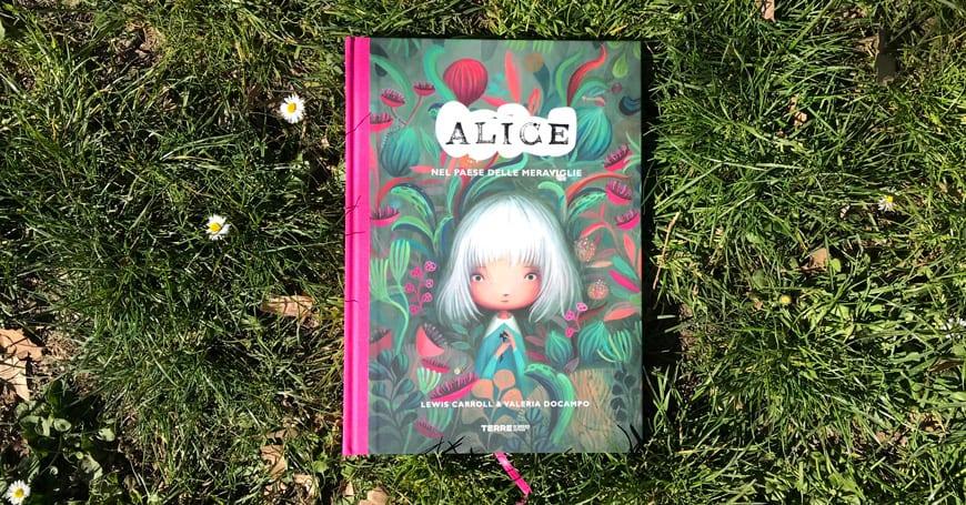 """Leggere con i bambini. """"Alice nel paese delle meraviglie"""""""