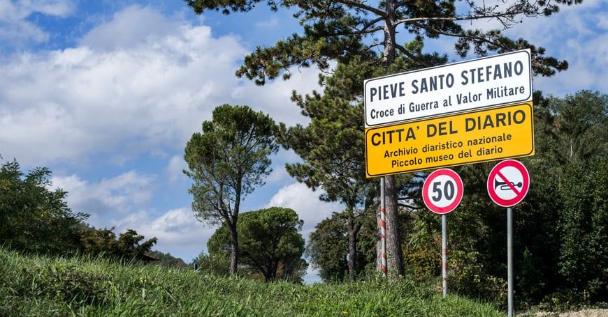 Luoghi da non perdere sul tratto toscano della Via di Francesco