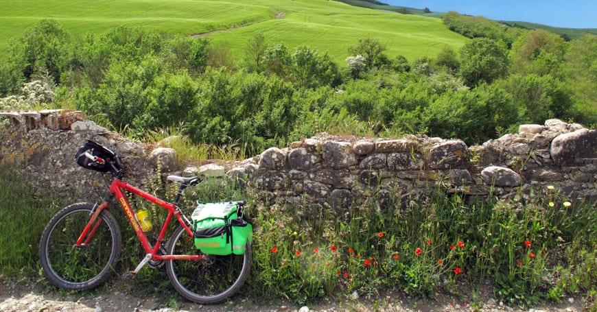 La Via Francigena Toscana in bici. Tre tappe facili per il weekend