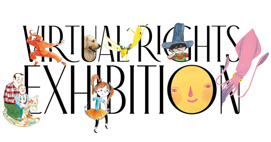 How to attend Terre di mezzo Virtual Rights Exhibition