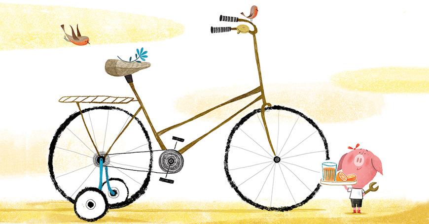 Letture per la Giornata mondiale della bicicletta