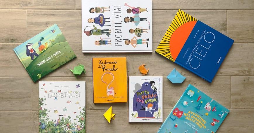 In vacanza con i libri. Consigli per i bimbi della scuola dell'infanzia, 3-5 anni