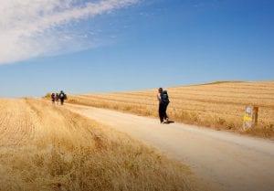 Cammini verso Santiago
