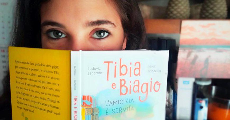 "Eleonora Armaroli, traduttrice, racconta ""Tibia e Biagio"""