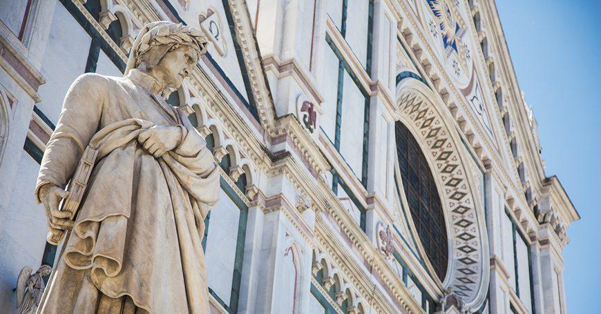 Il Cammino di Dante, raccontato dagli autori della guida