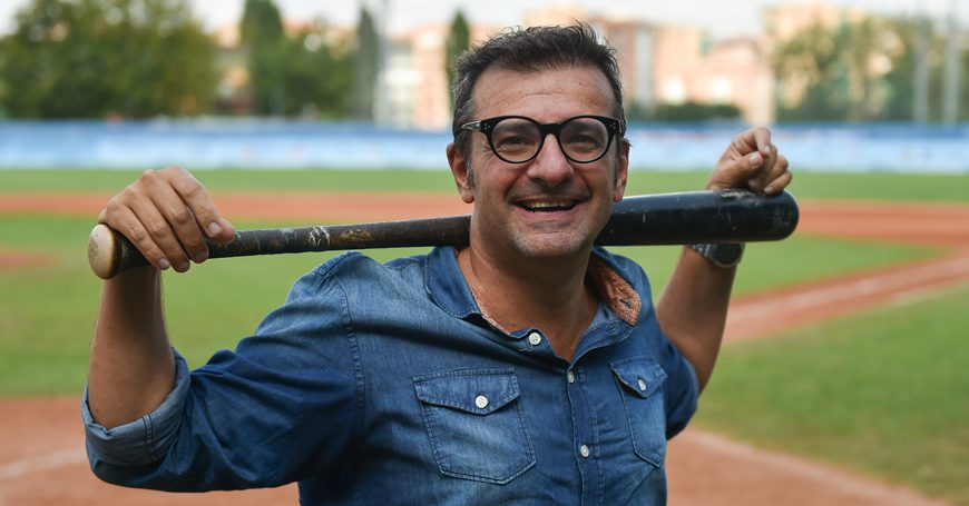 """Mario Salvini presenta """"Il diamante è per sempre. Dieci storie per innamorarsi del baseball"""""""