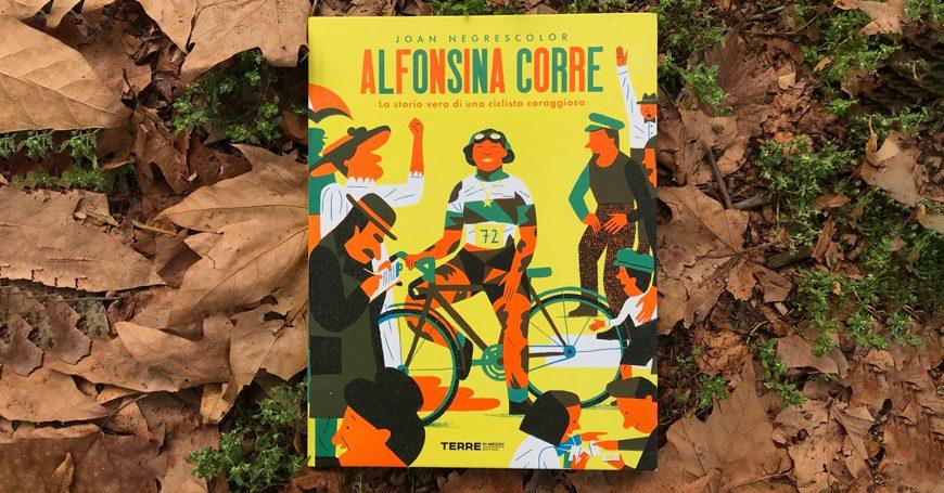 "Leggere con i bambini. ""Alfonsina corre"""