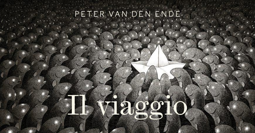 """""""Il viaggio"""": come è nato il libro e chi è l'autore, Peter Van den Ende"""